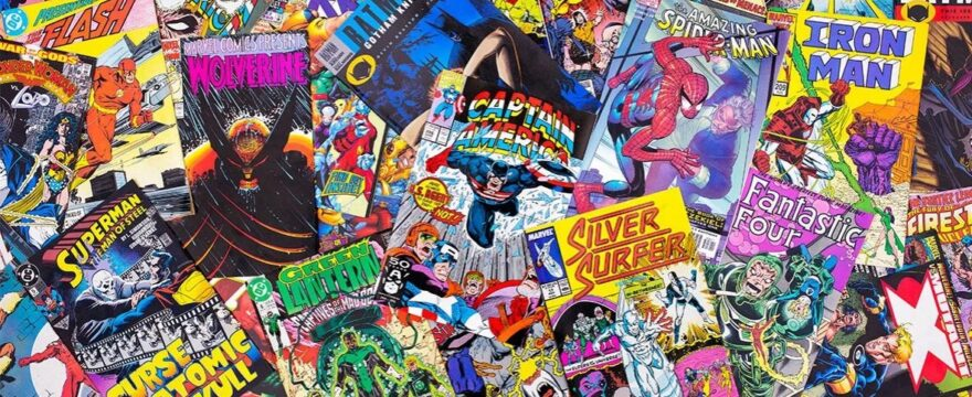 Comic Book Subscription Mystery Boxes Are Fun For Kids and Adults!